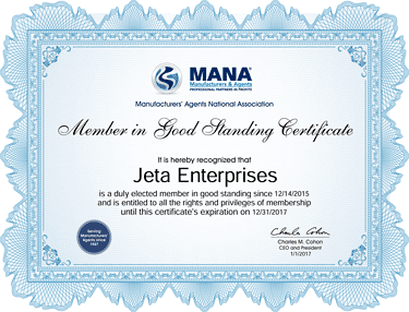 MANA-Certification 2017