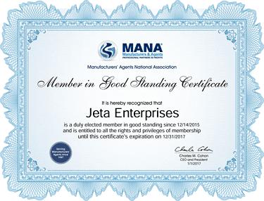MANA-Certification 2017